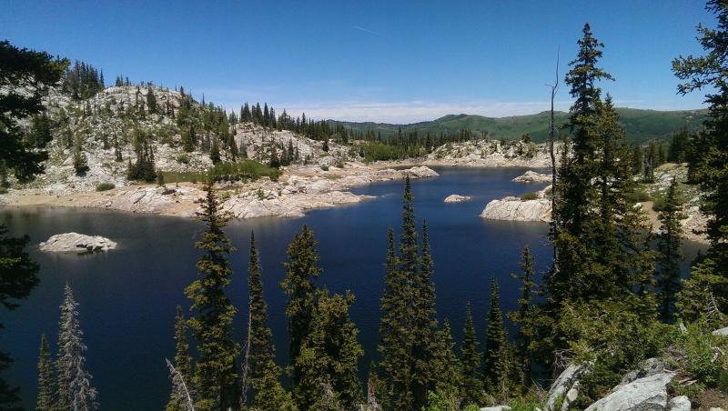Lake Mary Utah
