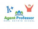 Agent Professor Utah Real Estate School Logo and Celebration