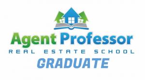 Agent Professor Graduate Blue