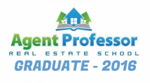 Agent Professor Graduate Blue 2016