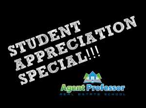 Utah Real Estate School Student Appreciation