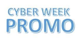 Cyber Week Promo