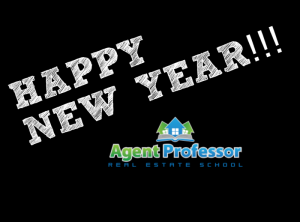 Happy New Year from your Utah Real Estate School